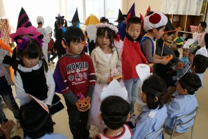「Happy Halloween♪」