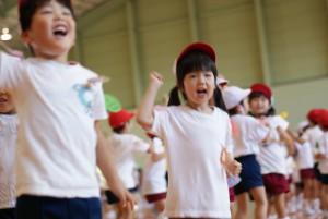 「ゴーゴーゴー!」みんなで踊るともっと楽しい!(^o^)