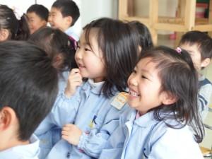 今日も笑顔がいっぱいのレッスン(^^)