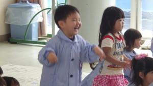 満面の笑顔!(^O^)