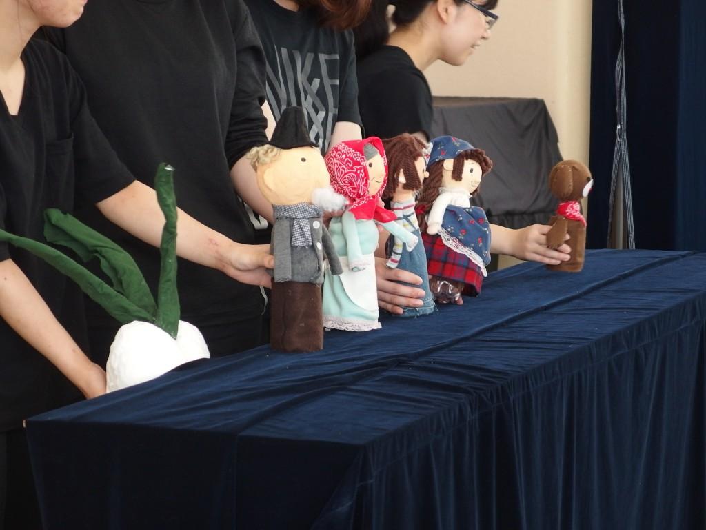 カワイイ人形達♪(^^)