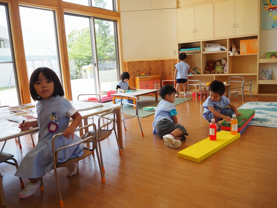 夏休み コロナ 幼稚園